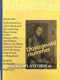 Maatstaf Dostojevski nummer