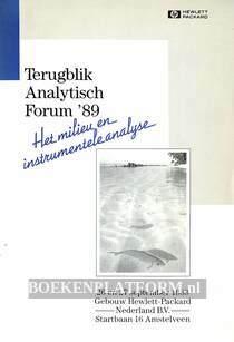 Het milieu en instrumentele analyse