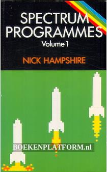 Spectrum Programmes Vol. 1