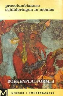 Pre-columbiaanse schilderingen in Mexico