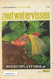 Zoetwatervissen uitgave Rizla deel 2