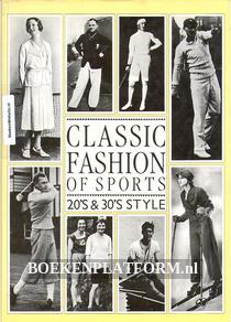 Classic Fashion of Sports