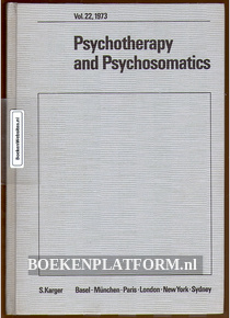 Psychotherapy and Psychosomatics 1973