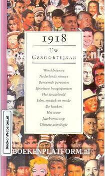 1918 Uw Geboortejaar