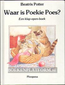 Waar is Poekie Poes?