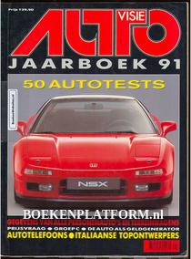 Autojaarboek 91