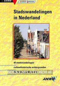 Stads-wandelingen in Nederland