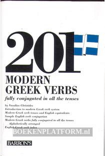 201 Modern Greek Verbs