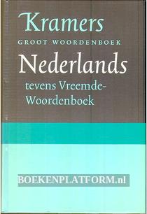 Kramers groot woordenboek Nederlands