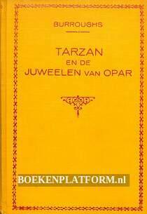 Tarzan en de Juweelen van Opar
