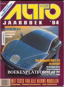 Autovisie Jaarboek 94