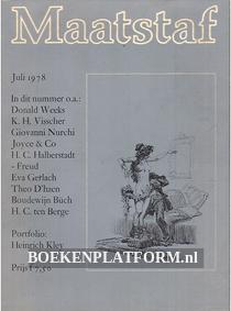 Maatstaf 07-1978