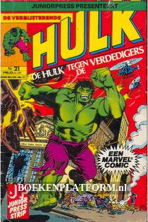 21 De Hulk