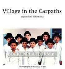Village in the Carpaths