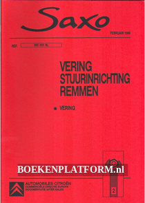 Citroen Saxo, Vering