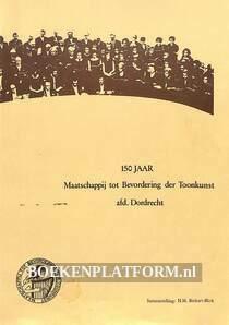150 jaar Maatschappij tot Bevordering der Toonkunst
