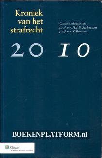 Kroniek van het strafrecht 2020