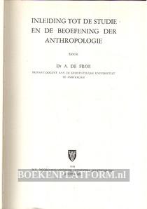 Inleiding tot de studie en de beoefening der anthropolopie
