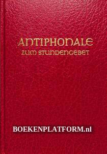 Antiphonale zum Stundengebet