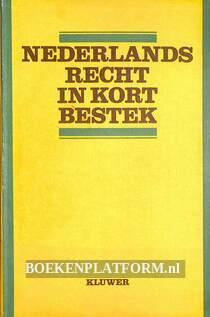 Nederlands recht in kort bestek