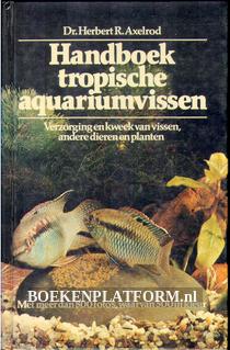 Handboek tropische aquariumvissen