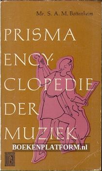 0288 Prisma encyclopedie der Muziek I