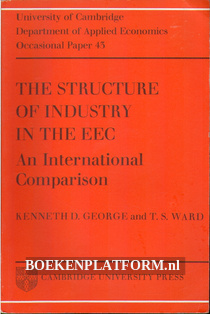 The Structure of Industry in the EEC