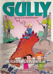 Gully, De prins en de driftmuizen