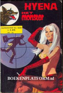 0539 Het monster