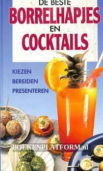 De beste borrelhapjes en cocktails