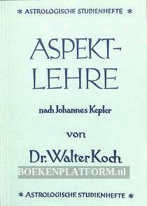 Aspektlehre nach Johannes Kepler