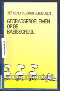 Gedrags problemen op de basisschool