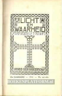 Licht en Waarheid 1915