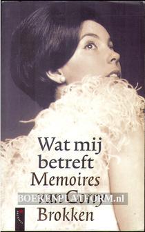 Wat mij betreft Memoires van Corry Brokken