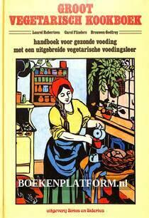 Groot vegetarisch kookboek