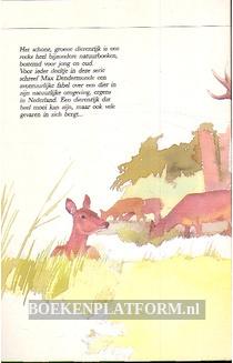 Een hert en zijn avontuurlijk zwervershart