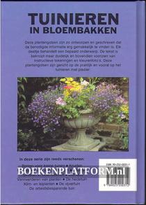 Tuinieren in bloembakken