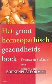 Het groot homeopathisch gezondheidsboek
