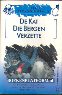 2451 De Kat die bergen verzette