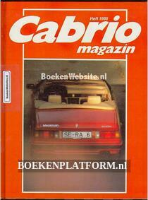 Cabrio magazin helft 1986