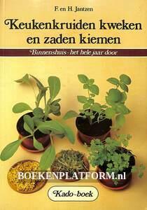 Keukenkruiden kweken en zaden kiemen