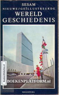 Registers Sesam wereld- geschiedenis