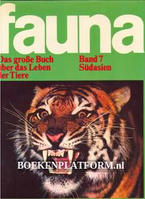 Fauna VII Südasien (Orientalische Region)