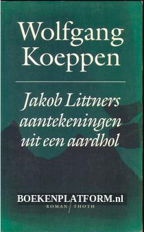 Jakob Littners aantekeningen uit een aardbol