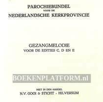 Parochiebundel voor de Nederlandsche kerkprovincie