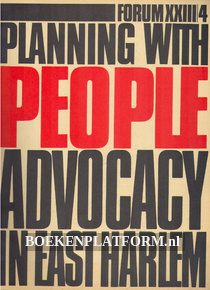 Planning with People Advocacy in East Harlem