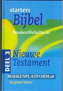 Starters Bijbel Nieuwe testament 3