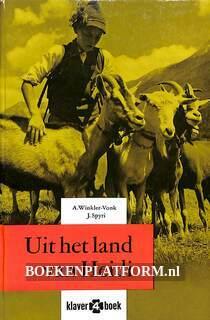 Uit het land van Heidi
