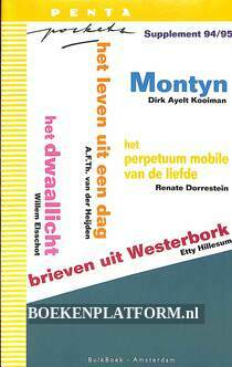 Penta Pockets supplement 94/95
