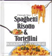 Spaghetti Risotto & Tortellini